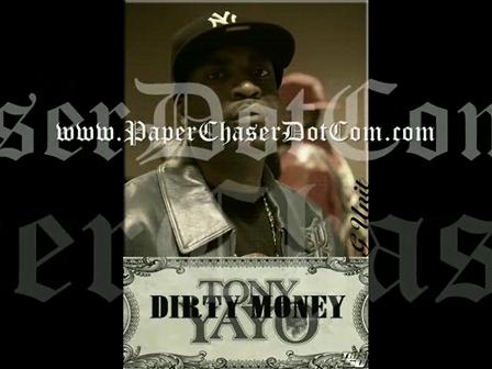 Tony Yayo -  Dirty Money Freestyle