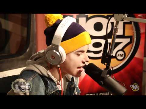 Justin Bieber Hot 97 Freestyle (DWYCK)