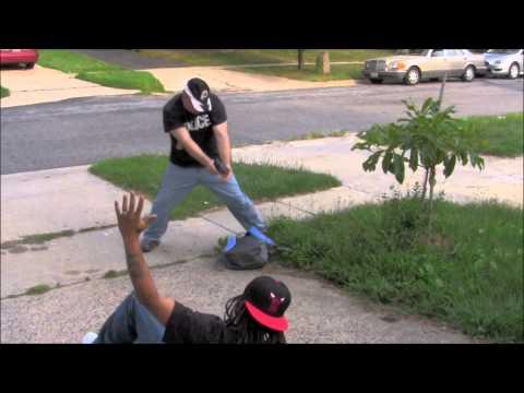 B Dot Eazie-Im An Outlaw-Official Video #DMGENT