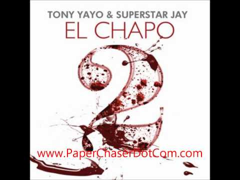 Tony Yayo - Flexxin [New 2012 Dirty CDQ El Chapo 2]