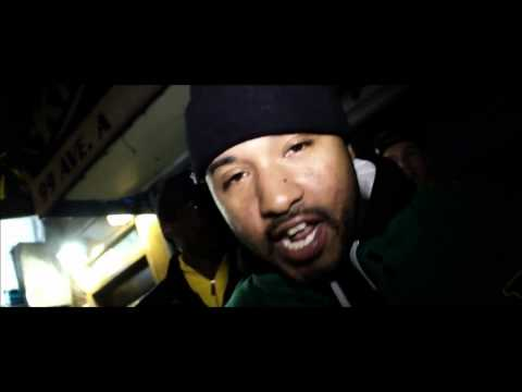 Gilli Conway & Yung Aura - Cassius Clay (2013 Official Music Video) Dir. by SWAV of Eyeconicvisions