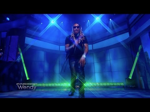 Future Performs 'Honest' x 'Move That Dope' + Interview On Wendy Williams