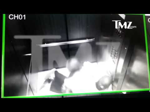 Hilarious! Solange Catches Rick Ross Slipping In Elevator & Beats The Breaks Off Him (2014 Spoof)