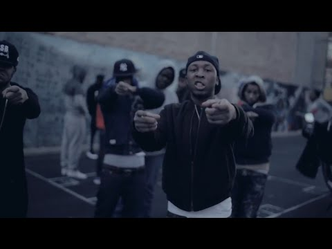 Young Lito (Troy Ave's BSB) - I'm Grinding (2014 Official Music Video) Shot By Llama