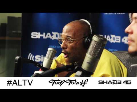 Prodigy Of Mobb Deep Freestyle On DJ Tony Touch Shade 45 Ep. 01/24/17