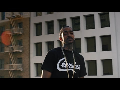 Nipsey Hussle Ft J Stone - All Get Right (2017 Official Vid) @NipseyHussle @ImInfantJStone @djvip510