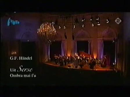 L'aria Ombra mai fù de l'opéra Xerxes de Haendel