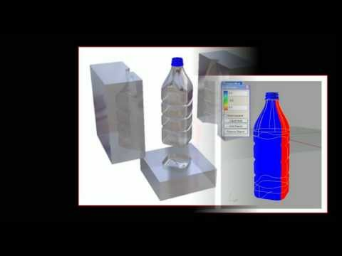 How to model a bottle with Rhino 4.0 [Spanish]