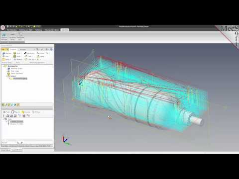 VisualCAM 2015 for Geomagic 4 Axis Milling Introduction