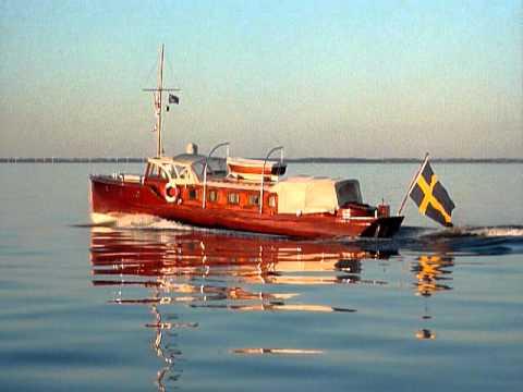 VIDAR III I Kalmarsund juli 2011