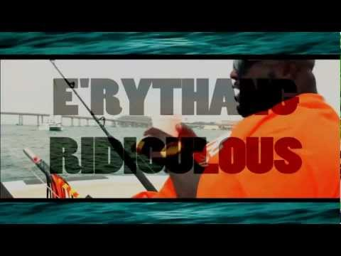 """BLOOD RAW - """"E'rythang Ridiculous"""" (New Music DJ's World Premiere)"""