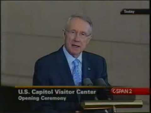 Harry Reid: We won't smell the tourists anymore...