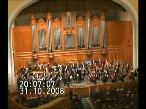 Rachmaninov Symphonic Dances (1/6)