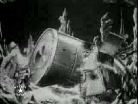 Le voyage dans la Lune, Méliès, 1902