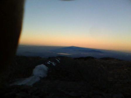 Monte Tlaloc: Montaña Fantasma.