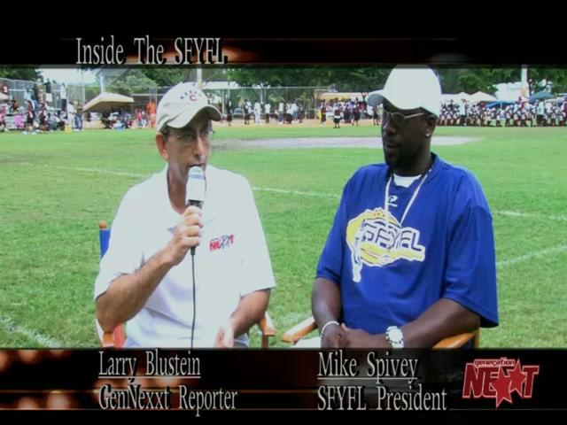 Inside The SFYFL with Mike Spivey