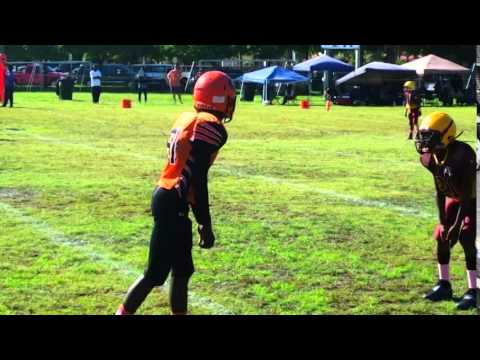 Jonathan Montrevil football highlights