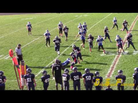 '24 ATH Reggie Powers III  2016 Kettering Firebirds Youth Football