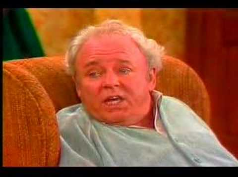 Archie Bunker and Democrats