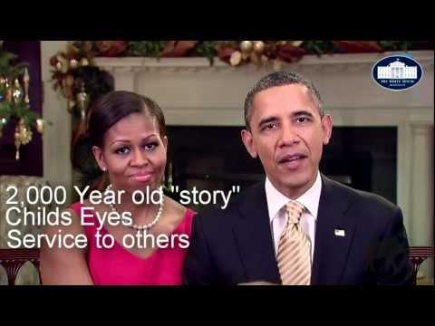 Christmas vs. Ramadan (Obama Style)