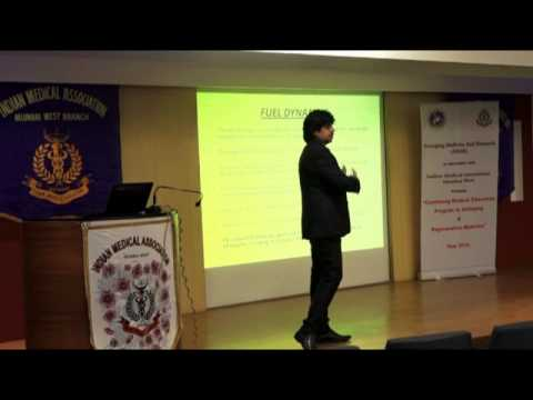 Dr Deepak Chaturvedi on the  Sources of Energy for our Body