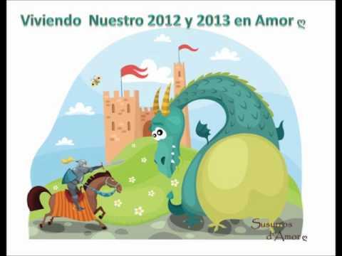 Viviendo Nuestro 2012 y 2013 en Amor ღ