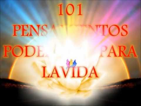 101 Pensamientos Poderosos Para La Vida de LOUISE L HAY en Español