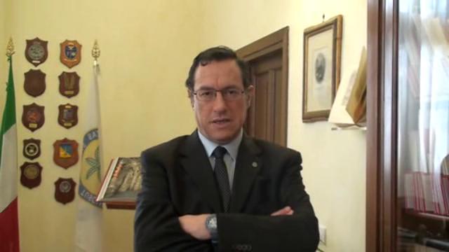 Open Access e Open Archive: intervento del Prof. Marco Mancini, Rettore dell'Università della Tuscia