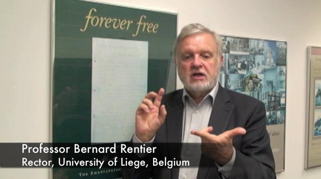 Open Access Policy at the University of Liege, Belgium
