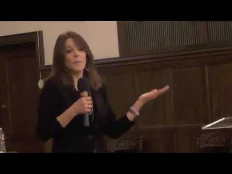 Marianne Williamson Speaking on the Occupy Movement