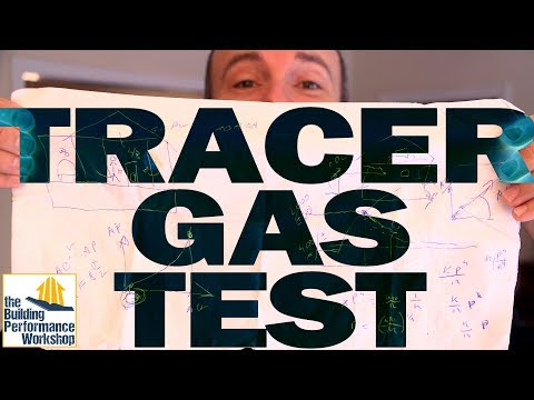 Tracer Gas Test