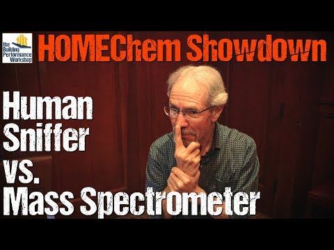 Testing Air Quality with Your Nose: Control Your HOMEChem
