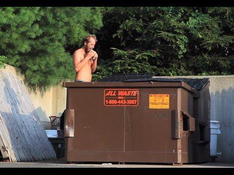 Dumpster Diving Across America