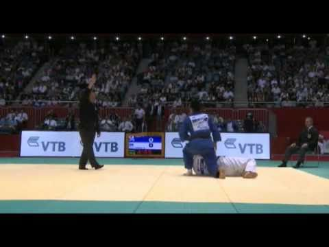 """""""ippon of the day"""" wc tokyo 2010 -100kg takamasa anai"""