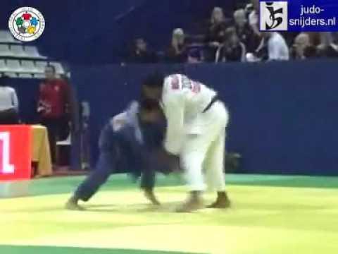 Judo 2009 Paris: Taketa (USA) - Santana (DOM) [-66kg].