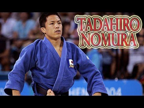 Tadahiro Nomura compilation - The legend - 野村忠宏