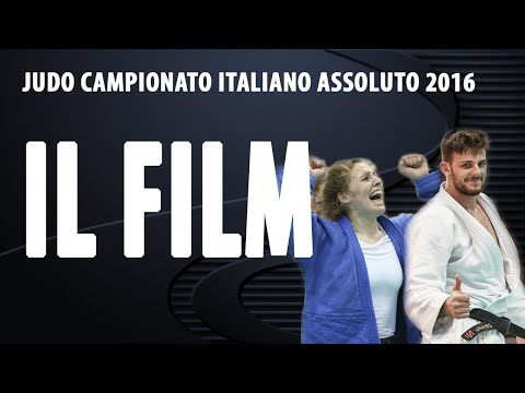 JUDO Italian Championship 2016 - THE MOVIE