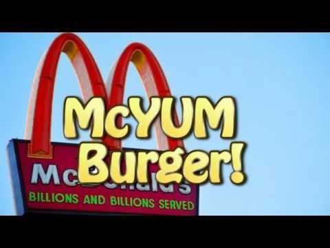 McBonald's Commercial Parody