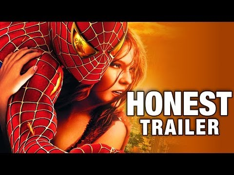 Honest Trailers - The Spider-Man Trilogy