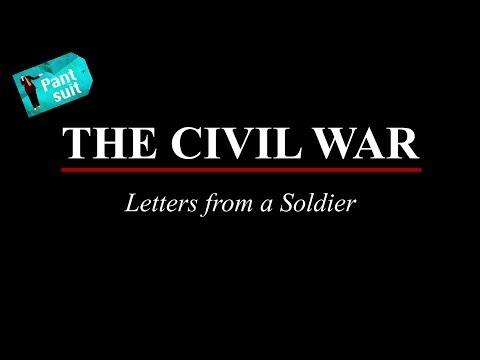 Civil War Coward: a SKETCH by UCB's Pantsuit