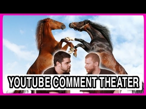 Horse Humper Documentary - YouTube Comment Theater
