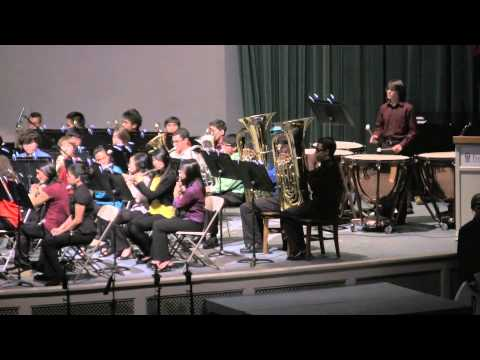 2011 GAA Benefit Concert - HS Band