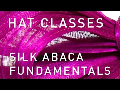 Hat Classes - Silk Abaca Fundamentals