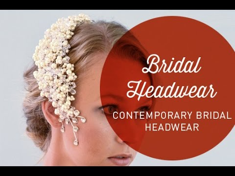 Hat Classes - Contemporary Bridal Headwear