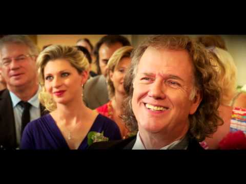 André Rieu - Mio Angelo featuring AgAtelier cocktail hats