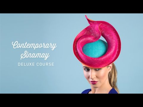 Contemporary Sinamay Course Preview