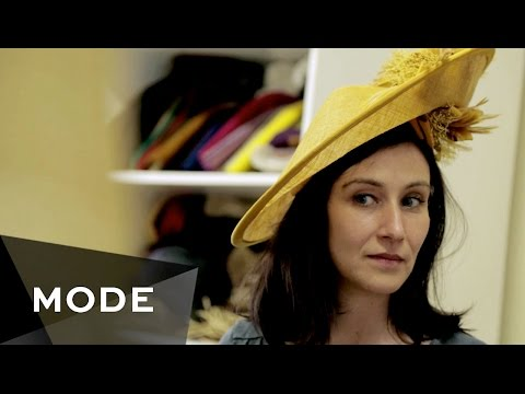 I'm a Hat Maker | Behind the Seams