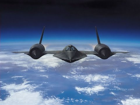 SR-71 Blackbird - How to Fly the World's Fastest Aircraft