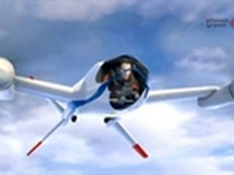 Dean of Invention- The Puffin - Personal Flying Machine