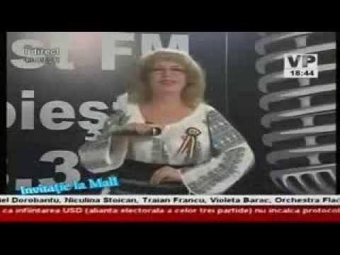 OFELIA FLORICA HARANGUS- Cine a zis dorului dor, -,, INVITATIE LA MALL''-VP TV-19 -02-2014